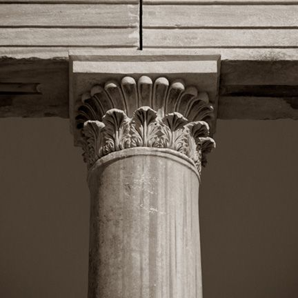 CAPITAL AT PERGAMON, TURKEY