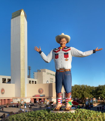 BIG TEX TOWER