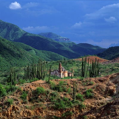 The Lost Cathedral of Sativo, Chihuahua, Mexico